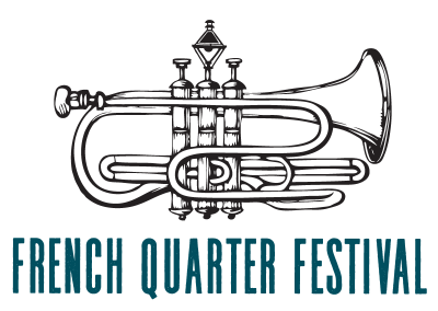 French Quarter Festival Brand