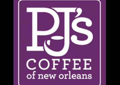 PJ's Coffee Brand