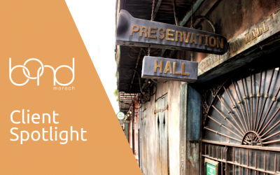 Client Spotlight: Preservation Hall