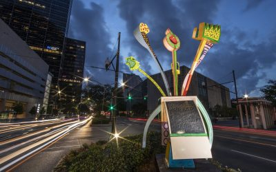 Poydras Corridor Sculpture Exhibition