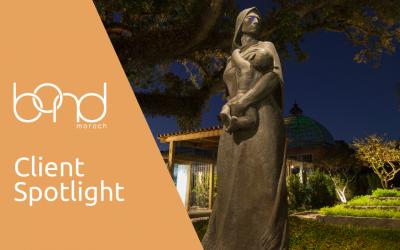 """Client Spotlight: The Helis Foundation's Enrique Alférez Sculpture Garden """"Evenings with Enrique"""""""